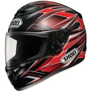 SHOEI QWEST DIVERGE FULL FACE STREET HELMET RED MD