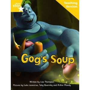 Forest Gogs Soup Teaching Ver (9780433015772) Catherine Baker Books