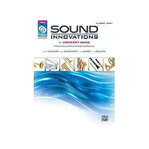 Sound Innovations for Concert Band Book 1 with CD