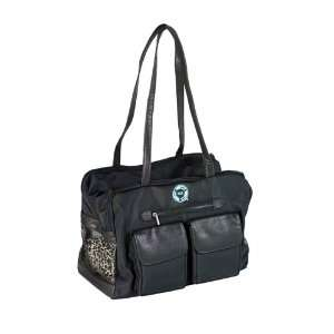 Carrier, Black, Made of Recycled PET Water Bottles