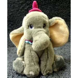 Retired Disney Dumbo the Elephant 11 Inch Plush Dumbo Doll