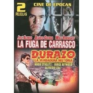 Cine de Epocas La Fuga de Carrasco/Durazo, la Verdadera