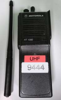 HT 1000 UHF 16 Channel 2 Way Portable Radio HT1000 H01SDC9AA3BN |