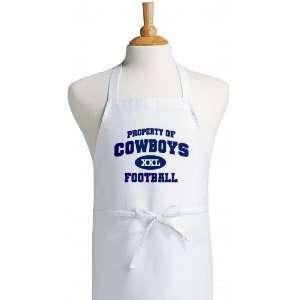 Dallas Cowboys NFL Football Apron