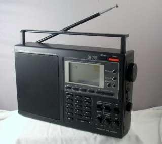 Realistic DX 390 Shortwave Receiver Radio FM/FM Stereo/LW/MW/Shortwave