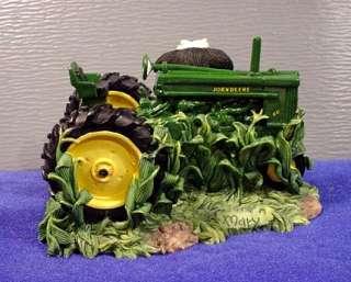 Marys Moo Moos John Deer Tractor ~ Statue Figurine