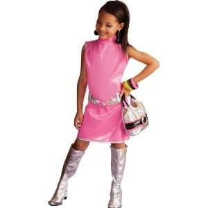 Lets Party By Princess Paradise Pink Go Go Dress Child Costume / Pink