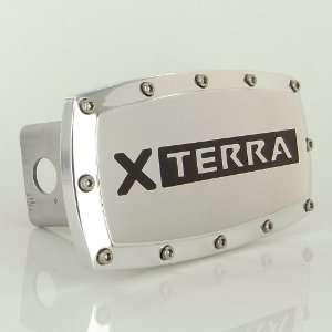 Nissan Xterra Logo Tow Hitch Cover Automotive
