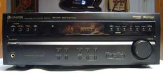 Channel 500 Watt Receiver w Dolby Pro Logic Surround Sound