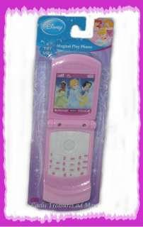 Disney PRINCESS Tiana Cinderella Magical Play Phone NEW