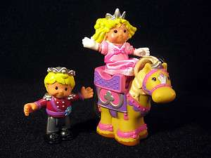 Fisher Price Little People PRINCE PRINCESS HORSE Palace Replacement
