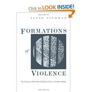 Terror in Northern Ireland (9780226240718) Allen Feldman Books
