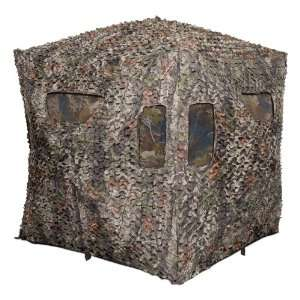 Ameristep Bully Ground Blind (Realtree Hardwoods Camo