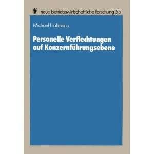 Forschung) (German Edition) (9783409138406) Michael Holtmann Books