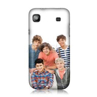 One Direction British Boy Band 1D Back Case for Samsung Galaxy S i9000