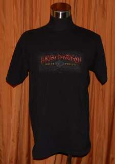 POMONA VALLEY MONTCLAIR HARLEY DAVIDSON HD SHIRT MENS