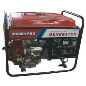 6500 Watt Gas Powered Generator Home Improvement