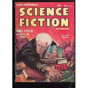 Science Ficion Sories 1955  November Books