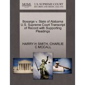 Pleadings (9781270145677): HARRY H SMITH, CHARLIE C MCCALL: Books