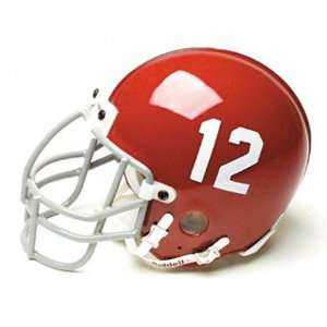 Alabama Crimson Tide Authentic Riddell Mini Helmet