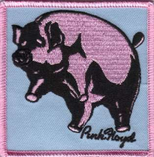 PINK FLOYD   Flying Pig (Animals)   Official Patch.