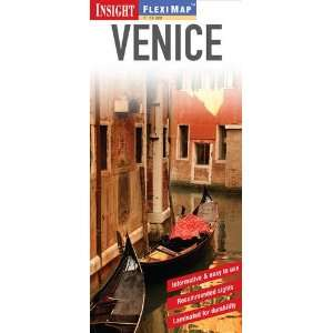 Venice Insight Flexi Map (9789812823045): Books
