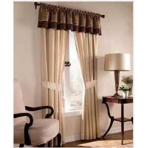 Vida by Eva Mendes Isabella 6 Piece Window Treatment