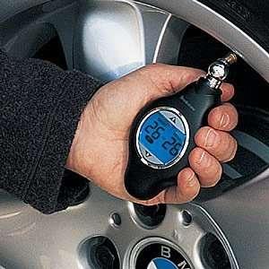 Smart Pressure Digital Tire Gauge