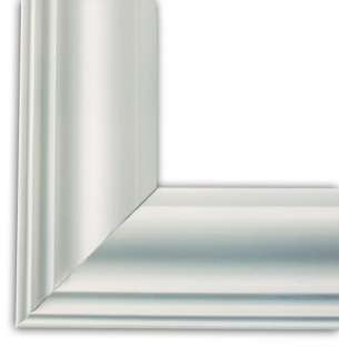 Fairbank White Picture Frame Solid Wood