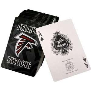 Atlanta Falcons NFL Playing Cards