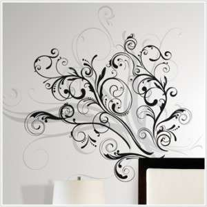 Forever Twined Peel & Stick Giant Wall Decals
