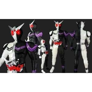 Kamen Rider W DX Soft Vinyl Figure 4   Fang Joker Toys
