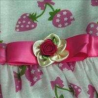 Pinks Birthday Wedding Party Flower Girls Dress SZ 7 8T