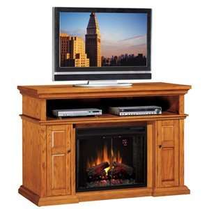 Classic Flame Pasadena Electric Fireplace Insert & Home Theater Mantel