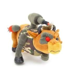 Rambull First Blood 13 Inch Plush Battle Cow: Toys & Games