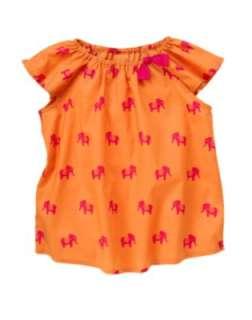 NWT Gymboree Girls Batik Summer Top Shirt Tee *Choose 1* 7 8