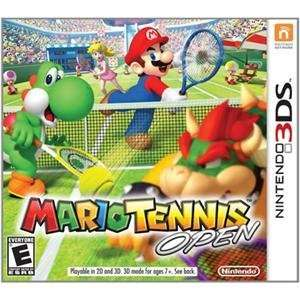 Mario Tennis Open 3DS (CTRPAGAE)  : Office Products