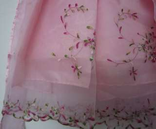 New Kid Toddles Flower Girl Pageant Wedding Birthday Party Dress Pink