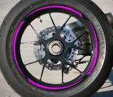 RIM STRIPE WHEEL DECAL TAPE STICKER HONDA CBR 600RR F4i