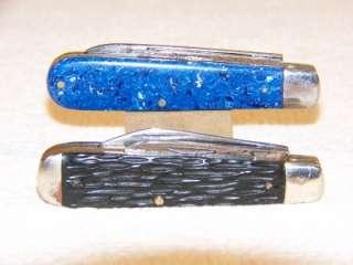 VINTAGE REMINGTON POCKET KNIVES~ OLD KNIFE~no box or case~Good