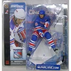 Eric Lindros (New York Rangers) Blue Jersey VARIANT Toys & Games