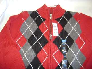 NWT The Childrens Place RED Holiday SEWATER size 7/8