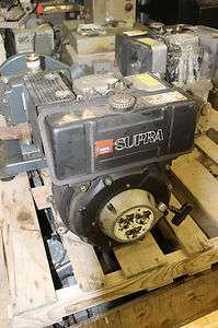 NICE HATZ SUPRA DIESEL ENGINE 1D415