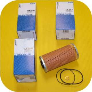 Oil Filters Mercedes Benz S420 S500 400sel 140 CL500