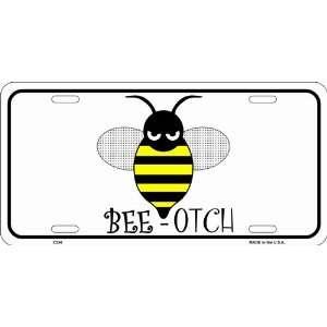 LP   1143 BEE   OTCH License Plate   X334 Automotive