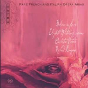 in Love/French Italian Op Elizabeth Whitehouse, Orch Victori Music