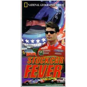 Geographics Stock Car Fever [VHS] National Geographic Movies & TV
