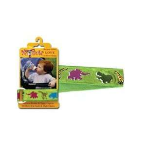 Twin Beginnings NT05 Green Zoo Animals   Pack of 3 Baby