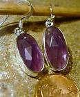New Jewelry Sterling Silver & Labradorite Gem Earrings