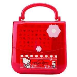 Nail Polish Set Flower (Hello Kitty) Toys & Games